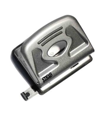 MOS 620 irodai lyukasztó ezüst fém (20 lapos)