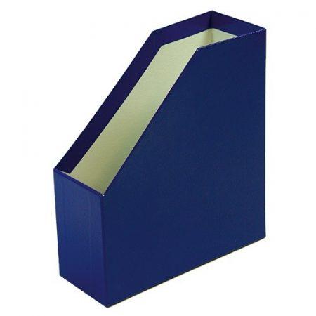 Iratpapucs A/4 fóliás A/4 kék