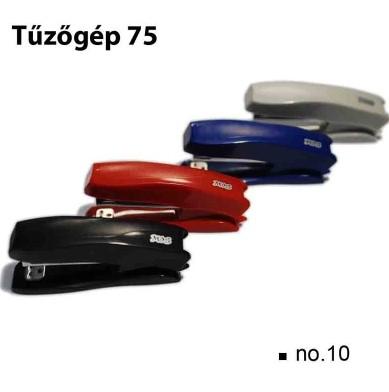 MOS 75 tűzőgép NO.10 lila
