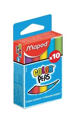 Táblakréta Maped színes 10 db/doboz