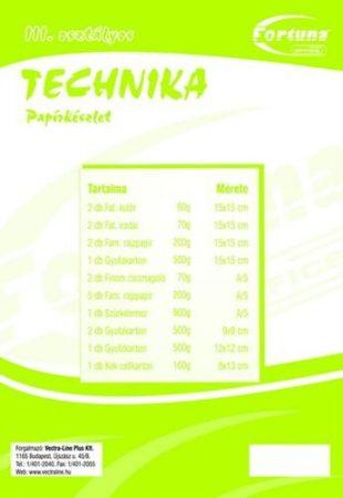 Technika Csomag III.