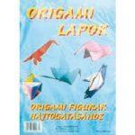 Kreatív origamipapír A/4 20 lap