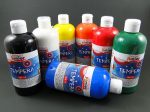 Tempera Standard 500 ml barna