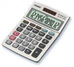 Számológép, asztali, 12 számjegy, Casio MS-120B MS