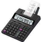 Számológép, szalagos, 12 számjegy, 2 színű nyomtató, CASIO HR-150RCE (elem+hálózat)