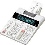 Számológép, szalagos, 12 számjegy, 2 színű nyomtató, Casio FR-2650 RC