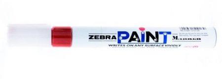 Lakkmarker Zebra Paint Marker (lakkfilc) piros
