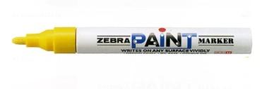 Lakkmarker Zebra Paint Marker (lakkfilc) sárga
