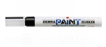 Lakkmarker Zebra Paint Marker (lakkfilc) fekete