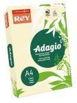 REY Adagio színes másolópapír, pasztell csontszín, A4, 80 g, 500 lap/csomag