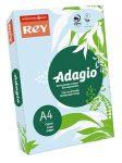 REY Adagio színes másolópapír, pasztell kék, A4, 80 g, 500 lap/csomag