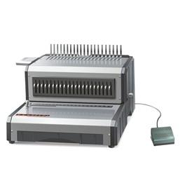 Recosystems PB 6E elektromos spirálozógép műanyag spirálhoz