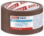 Ragasztószalag TESA BASIC 48mmx50m havanna barna (58573)