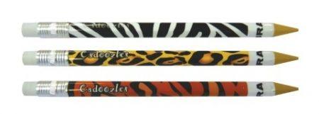 Pix irón Zebra Cadoozle Funky (0,7 mm) zebra minta