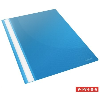 Gyorsfűző, PP, A4, Esselte Standard,kék 25db/csomag (15386)