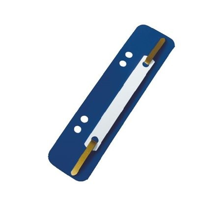 Gyorsfűzőlap, lefűzőlapocska, PP, Esselte, kék 100 db/csomag (1430602)