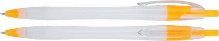 Golyóstoll Empen PATSY, fehér/narancssárga (A01.2173)