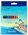 Filctoll MOS M57 készlet 12 szín/klt mosható (kartonos akció!)