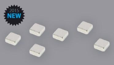 TÁBLAMÁGNES 2x3 SUPER STRONG üvegtáblához 10x10mm 6db/csomag (raktáron)
