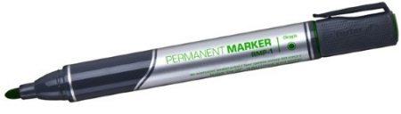 Rystor alkoholos filc kerek zöld RMP-1 OHP Permanent