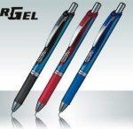 Roller toll Pentel Energel BLN75-B 0.5 mm piros
