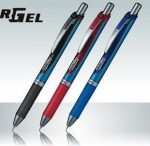 Roller toll Pentel Energel BLN75-A 0.5 mm fekete