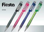 Pix irón Pentel Fiesta AX105-A 0.5 mm fekete test