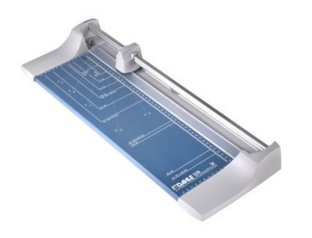 DAHLE 508 vágógép (A3, körkéses papírvágógép)