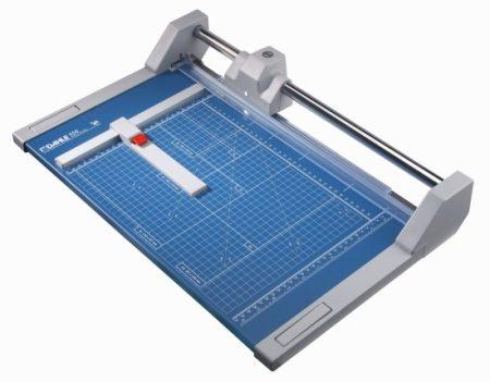 DAHLE 554 vágógép (A2, papírvágógép, 72 cm)