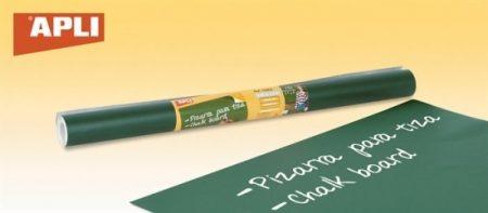 Öntapadó tábla, krétával írható, Apli, zöld