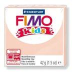 Gyurma, 42 g, égethető, FIMO Kids, bőrszín (FM803043)