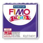 Gyurma, 42 g, égethető, Fimo Kids, lila (FM80306)