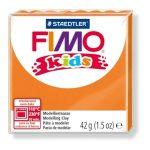 Gyurma, 42 g, égethető, Fimo Kids, narancssárga (FM80304)