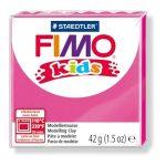 Gyurma, 42 g, égethető, FIMO Kids, rózsaszín (FM803025)