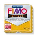 Gyurma, 56 g, égethető, Fimo Effect, csillámos arany (FM8020112)