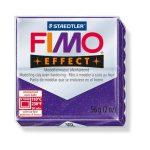 Gyurma, 56 g, égethető, FIMO Effect, csillámos bíborlila (FM8020602)