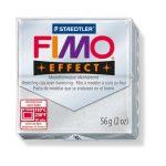 Gyurma, 56 g, égethető, Fimo Effect, ezüst (FM802081)
