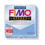 Gyurma, 56 g, égethető, Fimo Effect, kékachát (FM8020386)