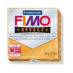 Gyurma, 56 g, égethető, Fimo Effect, metál arany (FM802011)