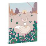 Ars Una Wonderful Desert A/4 gumis dosszié