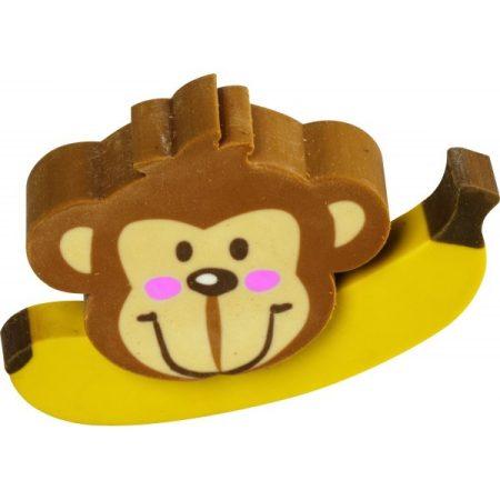 Radír Brunnen Majom banánnal 102735201