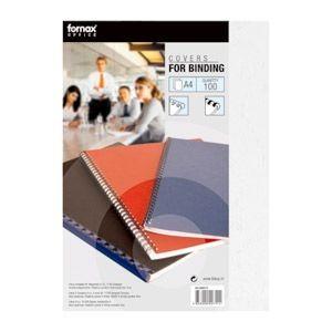 HÁTLAP Fornax A/4 matt piros, 230gr bőrutánzatú nyomattal (100 ív/csomag)