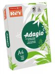 REY Adagio színes másolópapír, pasztell szürke, A4, 80 g, 500 lap/csomag (code 06)