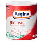 Háztartási Papírtörlő Regina Big One 2 rétegű, 500 lap/tekercs