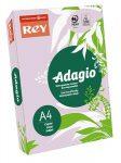 REY Adagio színes másolópapír, intenzív lila, A4, 80 g, 500 lap/csomag (code 28)